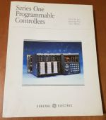 Series One and Plus User's Manual GENERAL ELECTRIC GEK-90842 Controllers PLC